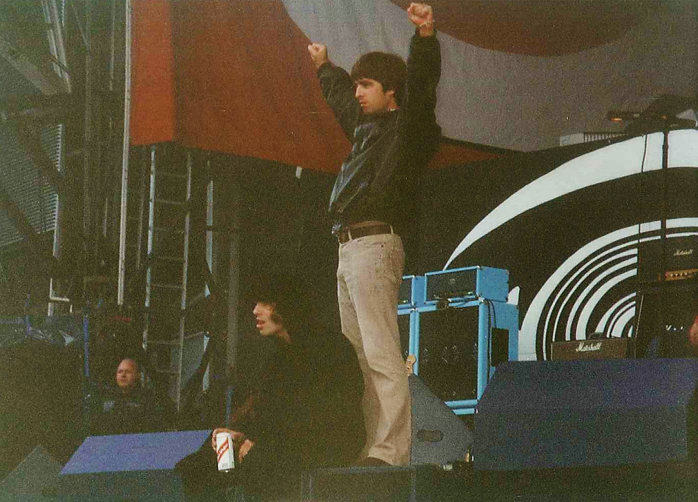 Hold Fast Entertainment Gigs - Loch Lomond Oasis Concert 1996
