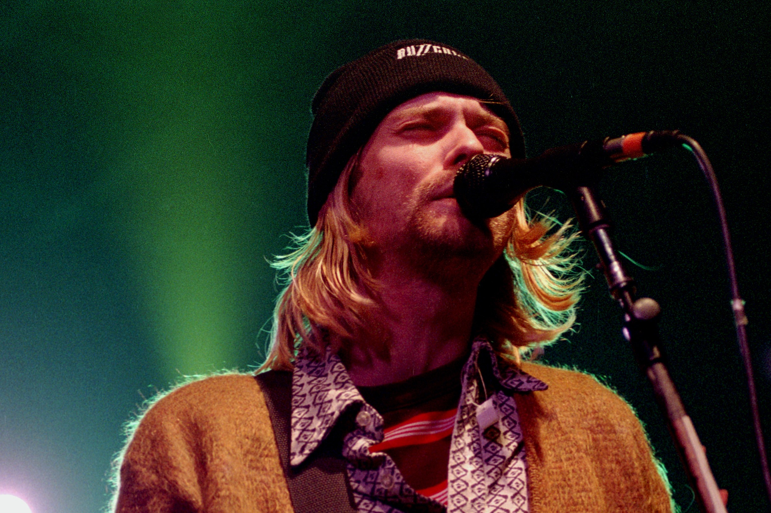 Most iconic events of 1994 - kurt cobain suicide